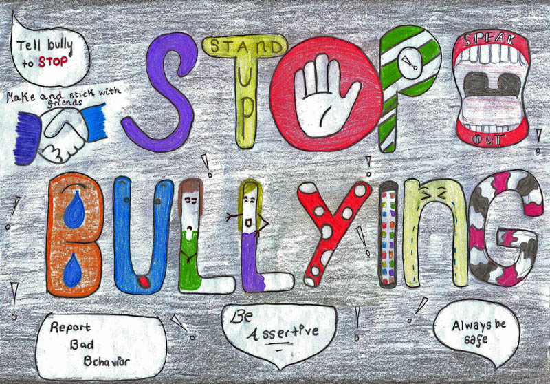 Creative Anti Bullying Posters | www.pixshark.com - Images ...