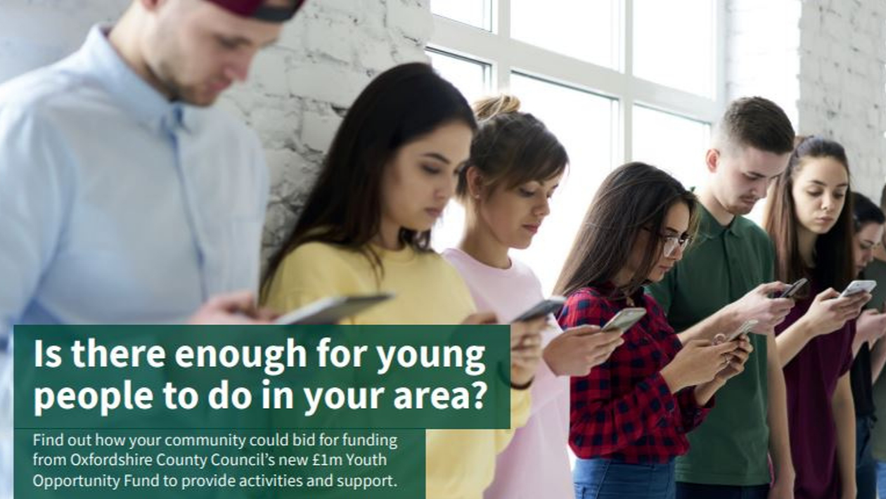 Oxfordshire County Council Youth Fund