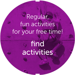 Regular, fun activities for your free time!