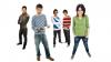 teens standing around